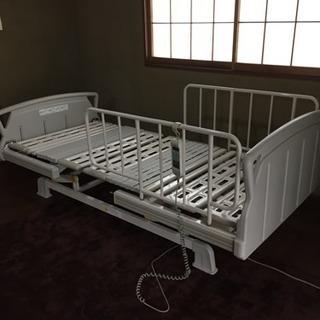 中古介護ベッド(パラマウント)あげます