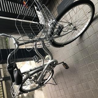 自転車 室内保管 6段変速(商談中)