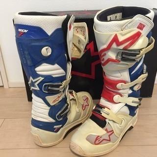 アルパインスターズ テック7 オフロード ブーツ