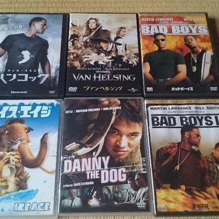 DVD 中古セット