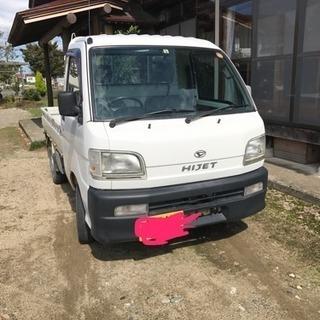 軽トラック DAIHATSU HIJET
