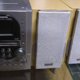 Panasonic製コンポ