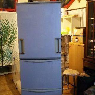 2006年製シャープ冷凍冷蔵庫(345L)