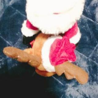 サンタのおもちゃ