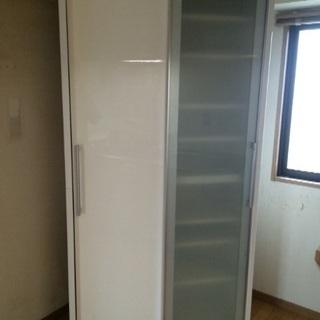 【高級家具】食器棚(モリタインテリア工業:ベルネ