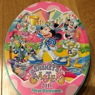 ディズニー 缶①