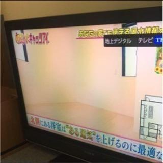 SONY BRAVIA 地デジ対応 40インチ テレビ
