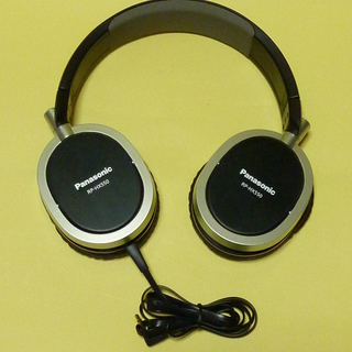 39_Panasonic RP-HX550-K [ブラック](ヘッ...