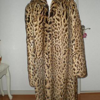 ベンガル山猫ロングコート 未使用