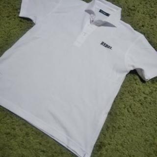REBEL ポロシャツ白色