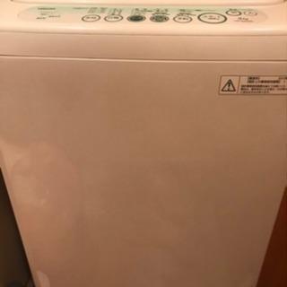 2010年製 東芝洗濯機
