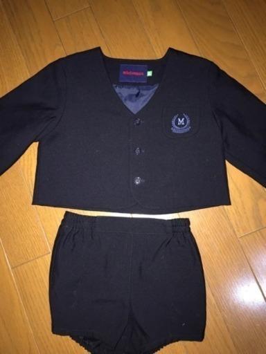 659426d05789c 90 ミキハウス フォーマルスーツ (momo720) 和光のキッズ用品《子供服 ...