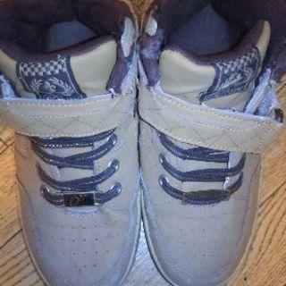 中古 子供靴