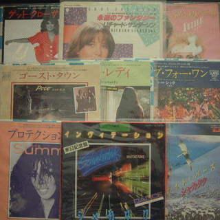 ★非売品★A.レコードEP見本・サンプル盤 9点★1970-80年...