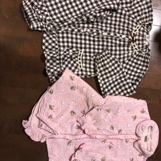 130パジャマ 2着とオシュコシュ130ズボン
