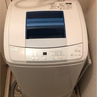 ハイアール 2015年式5㎏洗濯機