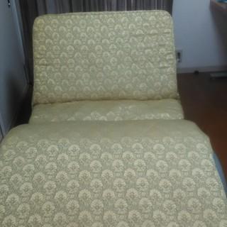 折り畳み電動ベッド シングル 高反発マットレス