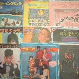★非売品★B.レコードEP見本・サンプル盤 9点★1970-80年...