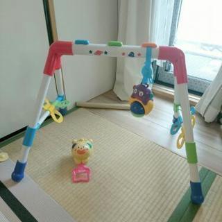 おもちゃ 赤ちゃん オムツ替えに!