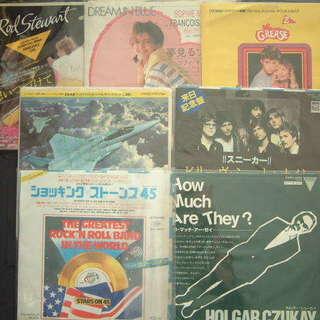★非売品★C.レコードEP見本・サンプル盤 7点★1970-80年...
