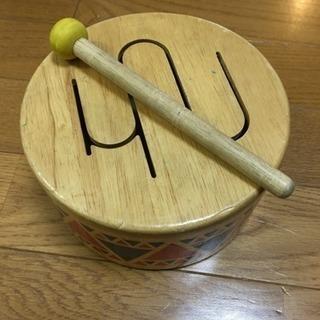 PLANTOYS木製太鼓プラントイズ