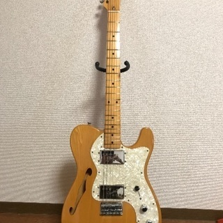テレキャスターシンライン TN72-85 フェンダージャパン