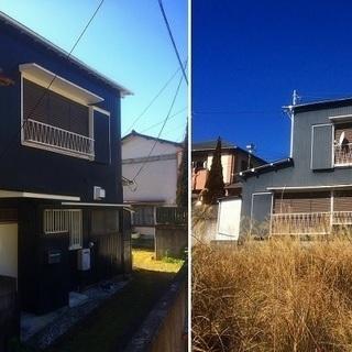 伊豆多賀駅15分 2階建て戸建て/南向き彩光3DK 家具付き生活至便