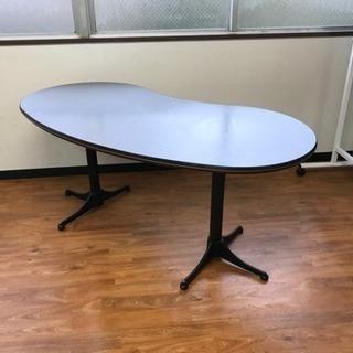 雲型テーブル 業務用