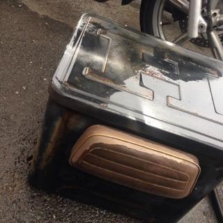 バイク リアボックス