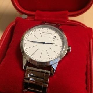 【新品、未使用】腕時計