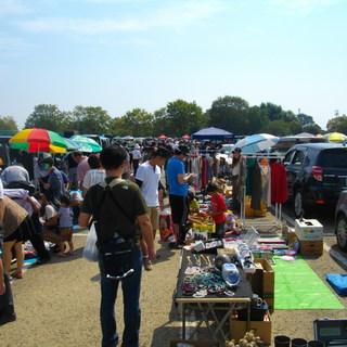 ◎◎「11月23日(木祝)川越水上公園 フリーマーケット開催」◎◎