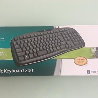 【未使用】疲れにくいキーボード