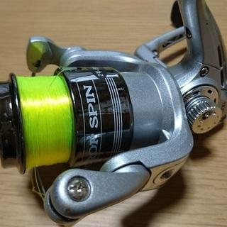 【取引中】釣りのリール 未使用の新品
