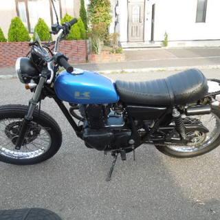カワサキ250TR 綺麗なバイクです 格安