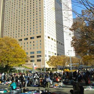 ◎◎「11月25日(土)新宿中央公園 フリーマーケット開催」◎◎