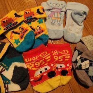 赤ちゃん用靴下~8足