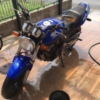 ホーネット250 2003年式 ブルー
