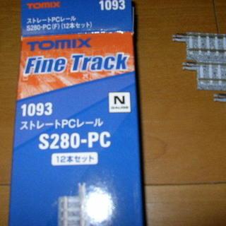 【 新中古 】 TOMIX Nゲージ ストレートPCレール S28...