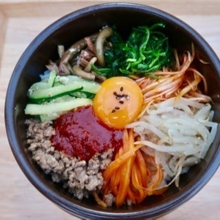 11月の韓国料理教室
