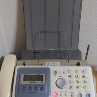子機1台付 FAX電話機