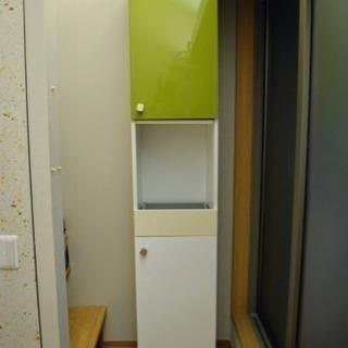 IKEA ハイキャビネット(キッチン収納棚)