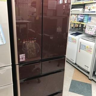 17年製 HITACHI 日立 475リットル冷蔵庫