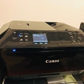 CanonプリンターMX923!