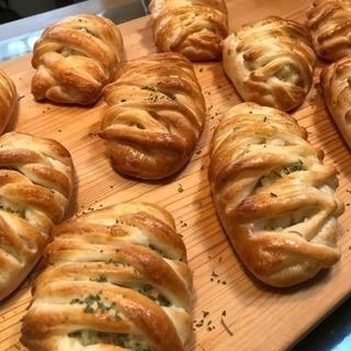 初めてのパン教室