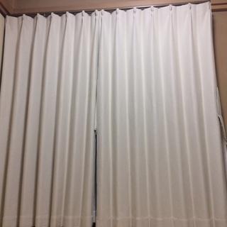 【セット】幅100×丈178cm カーテン