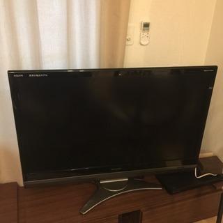 プロフィール必須*SHARP  46型テレビ