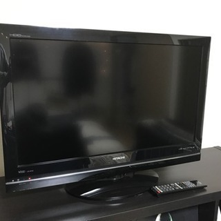 HITACHI WOOO L32-WP03 液晶デジタルテレビ H...
