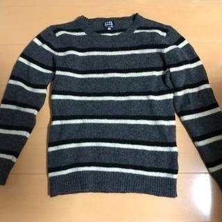 タケオキクチのニットセーター