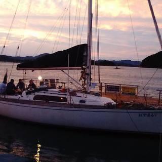 九州一周ヨット体験 途中乗船・下船可能