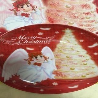 クリスマス皿